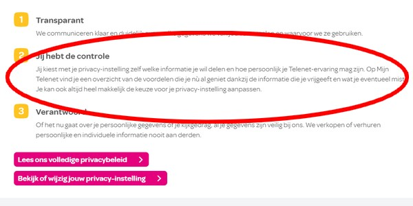 telenet-belofte